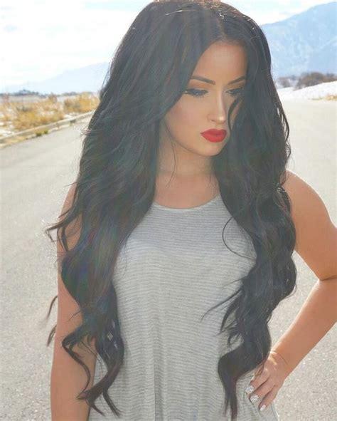 everyday hairstyles instagram instagram everyday hairstyle inspiration pinterest h 229 r