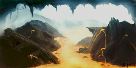 What Is The Stuff In Lava Ls by Lava Cave Sketch By Externible On Deviantart
