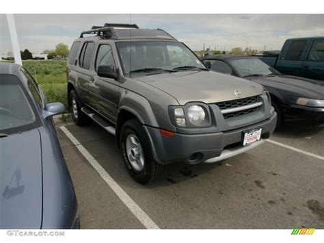 2003 granite metallic nissan xterra xe v6 4x4 64034294 gtcarlot car color galleries