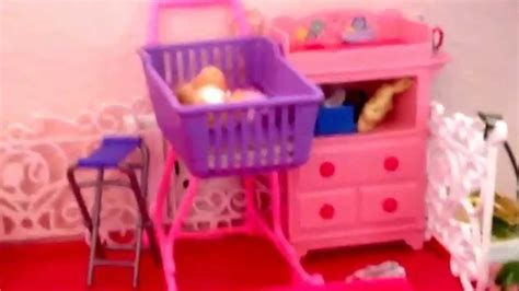 barbie doll house tour videos barbie house tour 2015 youtube
