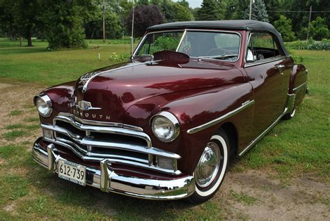 cars in plymouth make plymouth model other year 1950 style