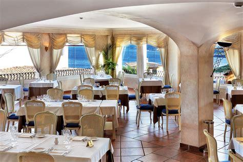 ristorante porto cervo ristoranti e bar colonna resort villaggi sardegna