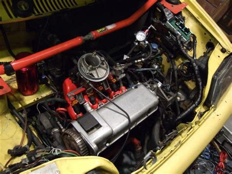 technical 16v cinq conversion the fiat forum technical just fitted 1242 8v to my cinq out of punto 75 the fiat forum
