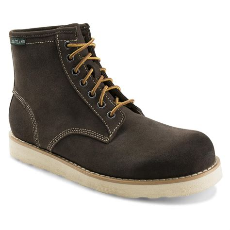 s eastland boots eastland barron boots 662703 casual shoes at sportsman