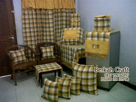 Set Sarung Galon Kulkas Magicomsarung Bantal Kursikitchenset 6 Kursi 4 jual gorden tenun gorden tenun murah interior batik gorden batik kerajinan batik kami