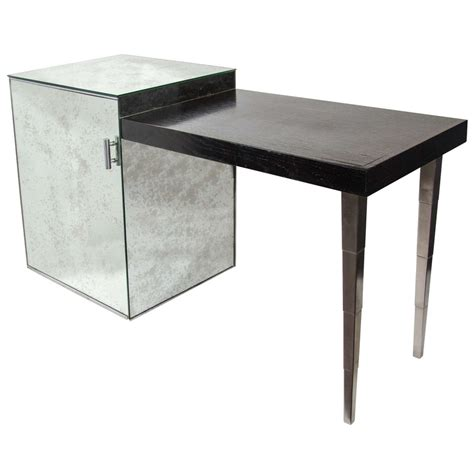 Vanity Tables For by Deco Vanity Table And Desk By Robsjohn Gibbings For