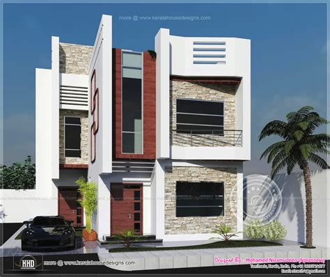 small house elevation designs in india indian home design in 1762 square feet kerala home design and floor plans