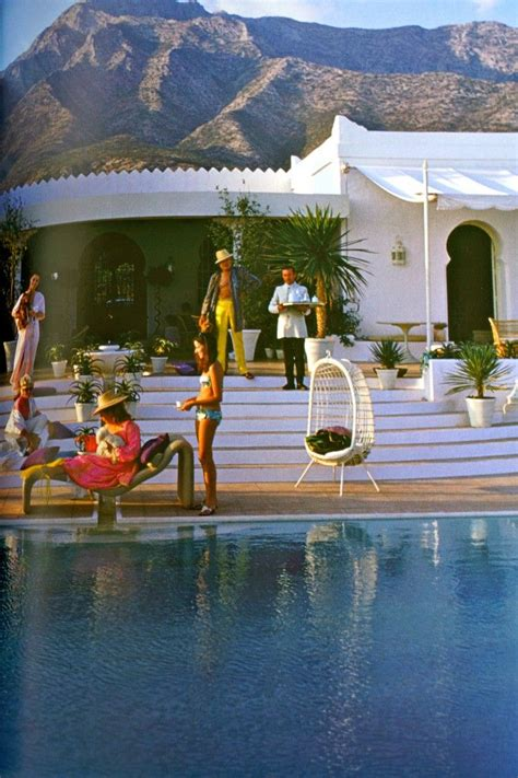 poolside with slim aarons 0810994070 25 best ideas about slim aarons on weather in france pool fashion and aaron