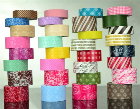 washi tape crafty lifestyle blog