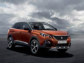 Www Peugeot All New Peugeot 3008 Suv Peugeot Uk
