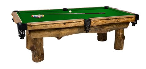 Pool Table by Olhausen Ponderosa Pool Table