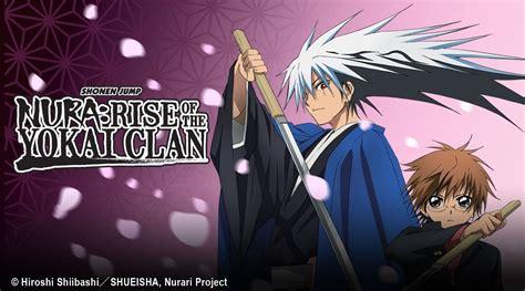 Komik Nura 1 5 Set nura rise of the yokai clan tv on play