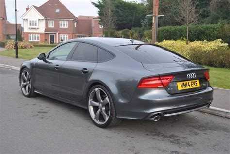 a7 audi for sale used daytona grey audi a7 for sale hshire