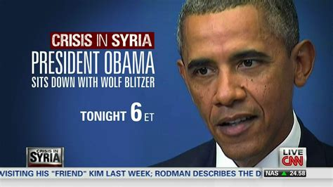 the situation room cnn cnn s wolf blitzer to sit with pres obama on monday sept 9