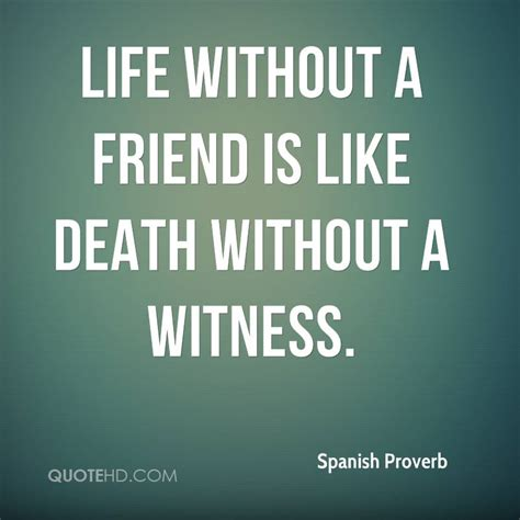 Living Without A by Quotes For Friends Image Quotes At