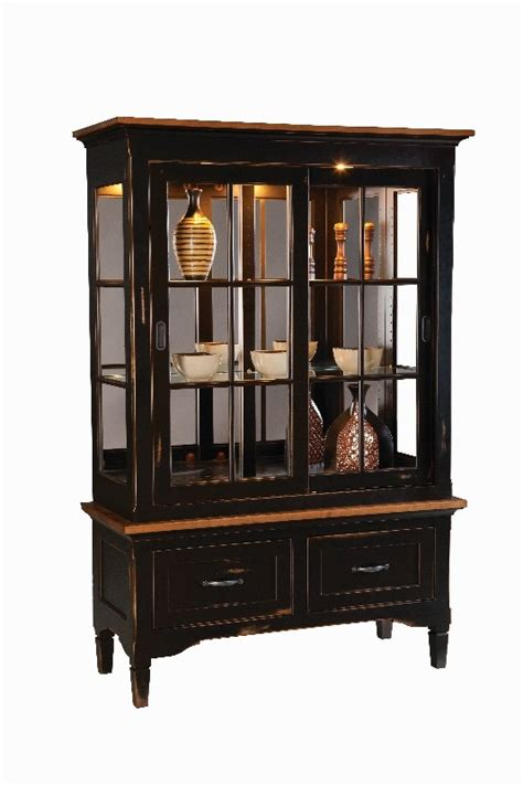 Lexington China Cabinet   Amish Made Furniture   Lancaster