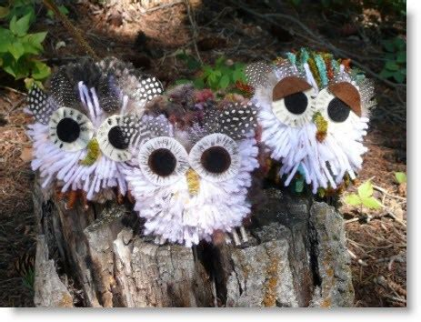 owl creations from pine cones and fluff how to make a pompom owl tutorial felting