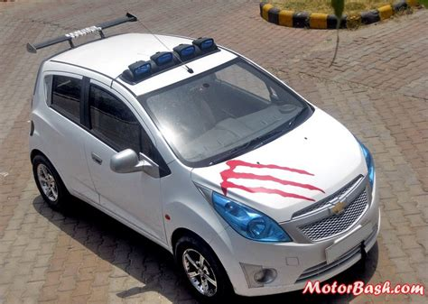 Modified Beat Car by Chevy Spark Chevrolet Modified Beat Pictures