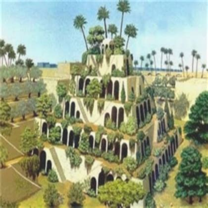 giardini pensili di babilonia foto 2 hanging gardens of babylon roblox