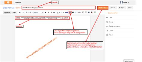 membuat html bagi pemula cara membuat blog bagi pemula dan cepat terindex google
