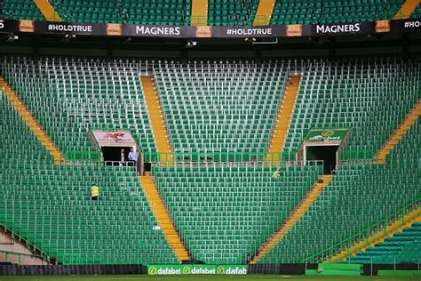 celtic park sections celtic become first british club to introduce safe
