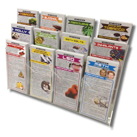 Card Rack by Just The Facts Series Prevention Starter Kit Primo
