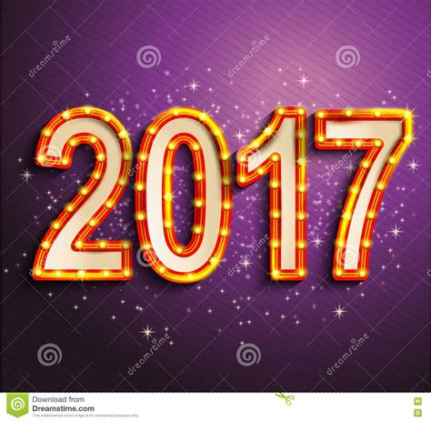 new year 2017 manufacturing shutdown 2017 cinema production concept 3d rendering royalty free