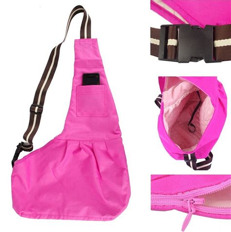 puppy pouch carrier pet sling carrier bag tote carry cat puppy pouch travel s m l new ebay
