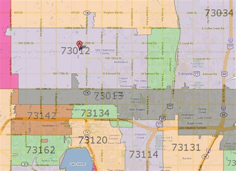Edmond Zip Code Map market update edmond 73012 zip code oklahoma city real