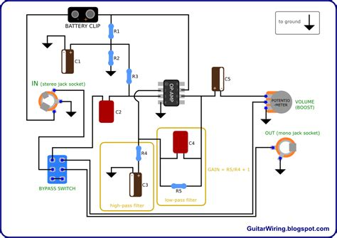 the guitar wiring diagrams and tips march 2011 28 images