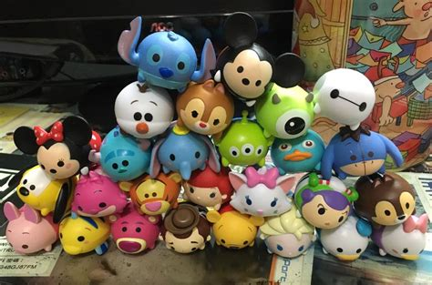 Figure Tsum Tsum Seri Set disney tsum tsum character family mart limited part 1 2 3 27 mini magn lavits figure