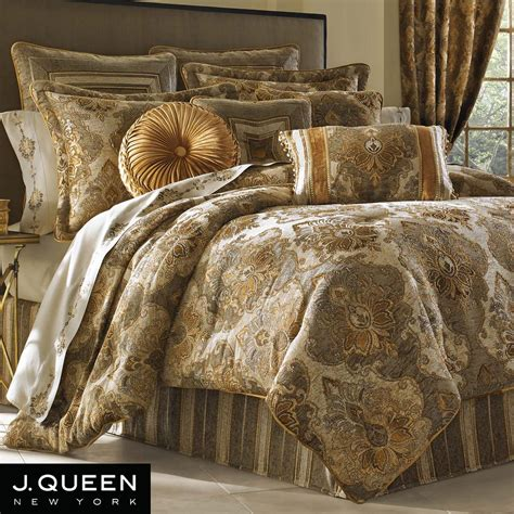 j queen new york comforter bradshaw damask comforter bedding by j queen new york