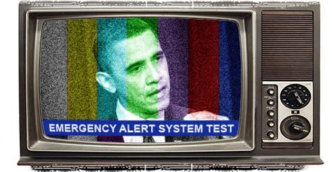 New Tv Alert by New Emergency Alert System Gives President Instant Access