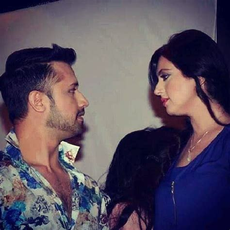 atif aslam wife atif aslam and his wife sara on vacation pictures watch