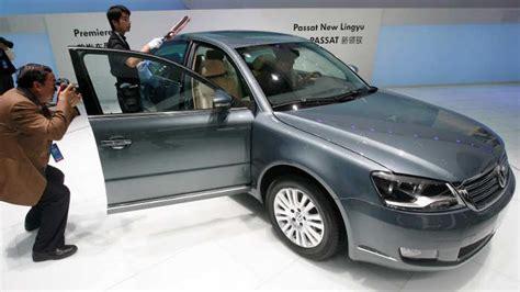 Vw Auto Zur Ck by Vw Ruft 384 000 Autos In China Zur 252 Ck Autogazette De