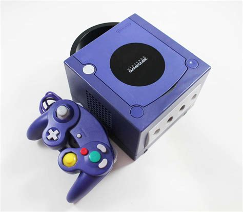 nintendo gamecube console for sale used nintendo gamecube indigo console