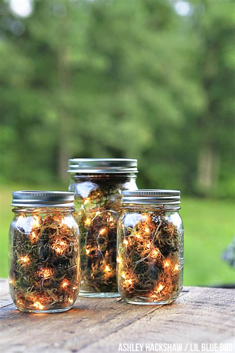 fall table decorations with jars fall table decor jar firefly lanterns