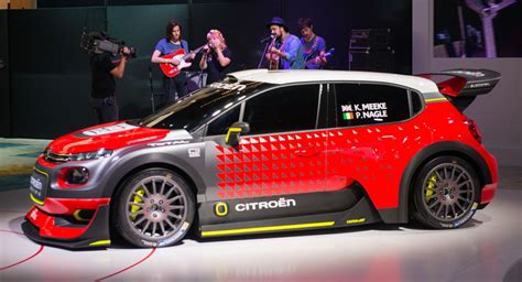 Citroen Rally by Citro 235 N C3 Wrc Concept Previews A Return To Rally Dominance