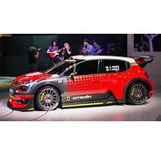 Citro&235n C3 WRC Concept Previews A Return To Rally Dominance