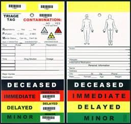 triage colors triage