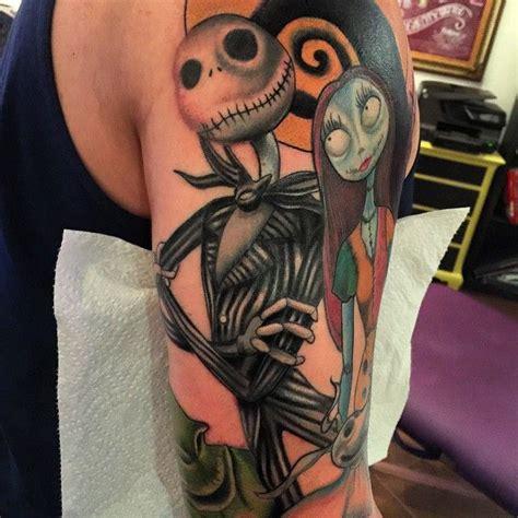 nightmare before christmas tattoos tattoo inspiration