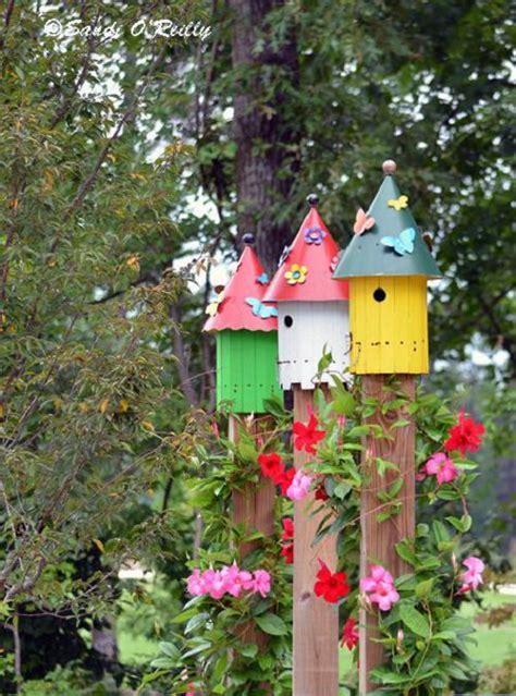Garden Decoration Birds by Diy Colorful Garden D 233 Cor Ideas Gardening Viral