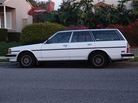toyota cressida 1986 toyota cressida wagon roadside rambler