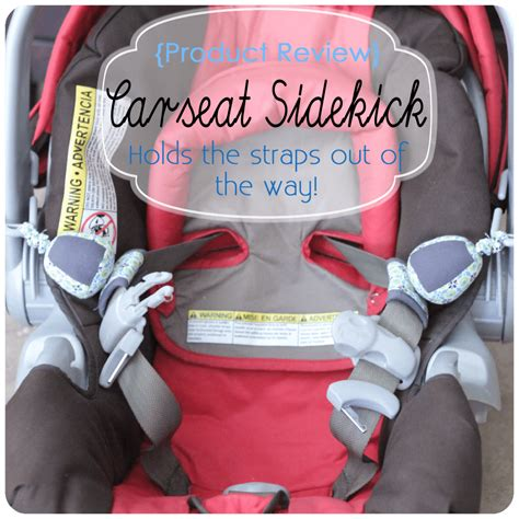 baby screams in car seat product review carseat sidekick the pinning
