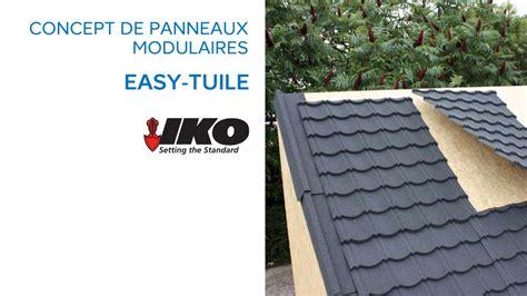 Tuiles Castorama by Panneau De Couverture Easy Tuile Iko 643696 Castorama