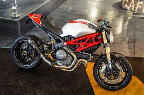 Ducati Monster 1100 Evo Motorrad by Umgebautes Motorrad Ducati Monster 1100 Evo Von