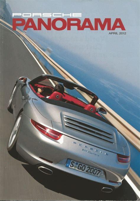 panorama porsche price porsche panorama 2012 apr 911 cabriolet 924 history