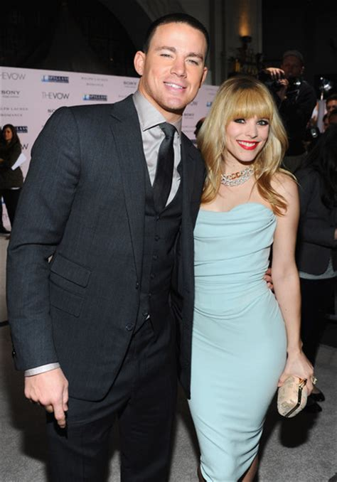 new downloads for channing tatum and rachel mcadams the vow channing tatum and rachel mcadams photos photos premiere