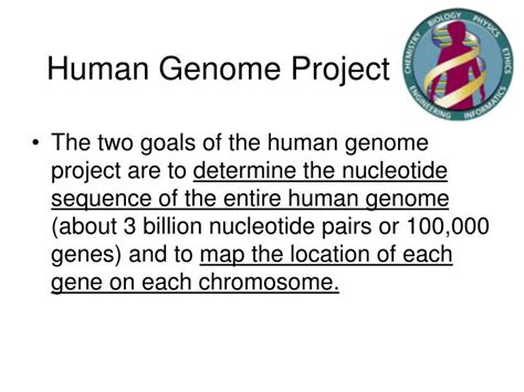 Essay About The Human Genome Project by Ppt Unit 5 Applied Genetics Notes Powerpoint