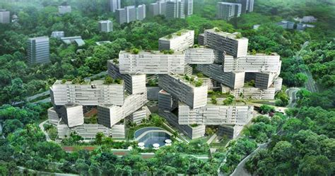 the amazing interlace housing complex in singapore aesop shop in singapore e architect